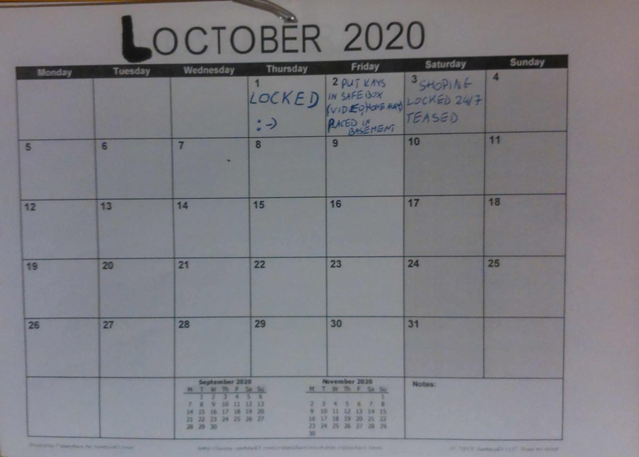 loctober day 3